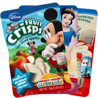 Disney Freeze-Dried Fruit Crisps
