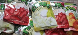 Blessed in Homemaking Fruit Crisps Review