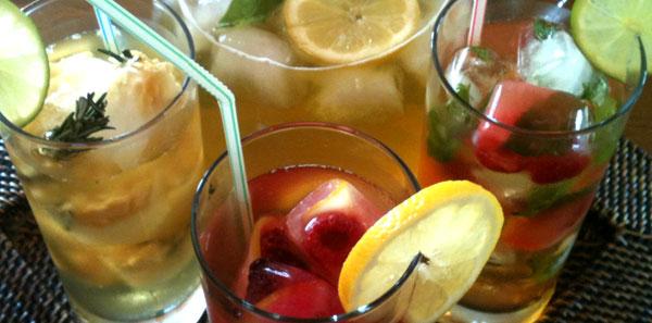 rhubarb iced tea ginger iced tea asian iced tea coke or sweet tea that ...