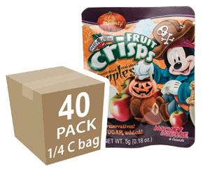 Disney Halloween Fruit Crisps