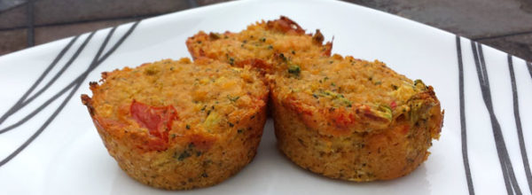 Cheesy Quinoa and Broccoli Bites