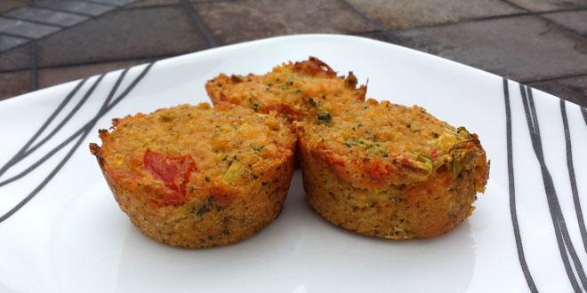 gluten free quinoa bites