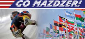 Chris Mazdzer USA Luge 2013 World Cups