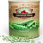 freeze-dried peas