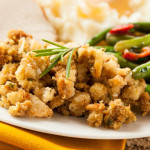 herbed holiday stuffing recipe