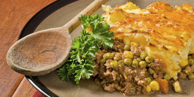shepherds pie recipe