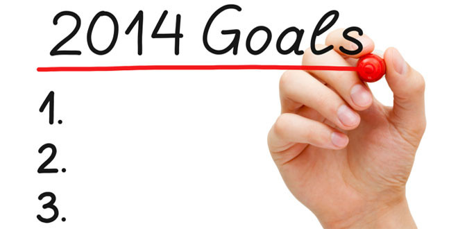 New Year's Resolutions:  How big is your commitment?