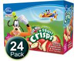 Disney Freeze-Dried Fruit Snack: Strawberry-Banana Fruit Crisps 24-Pack