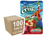 Disney Freeze-Dried Fruit Snack: Strawberry-Banana Fruit Crisps 100-Pack, Brothers-All-Natural