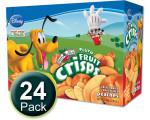 Disney Peach Fruit Crisps