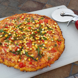 gluten free southwest pizza