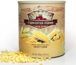 Harvester Farms Freeze-Dried Corn