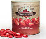 Harvester Farms Freeze-Dried Strawberry Slices