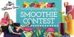 Nutrition Twins Smoothie Contest