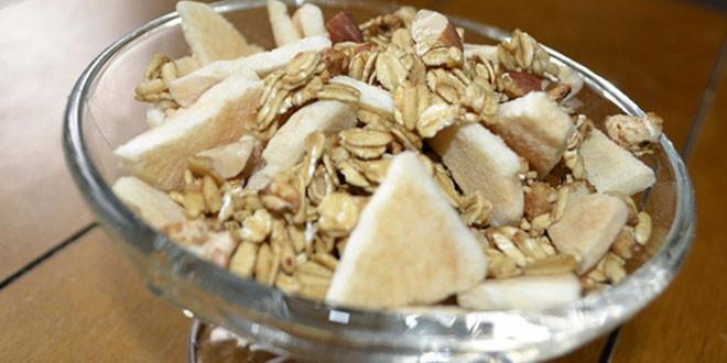 Low-Calorie Granola Recipe