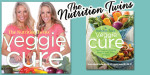 Nutrition Twins Veggie Cure book