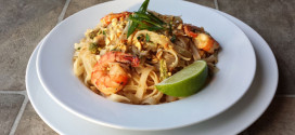 Gluten Free Authentic Style Pad Thai