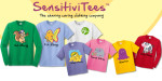 SensitiviTees Food Allergy Themed Clothing