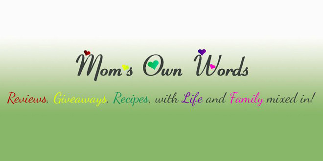 Mom's Own Word