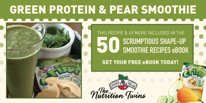 Green Protein & Pear