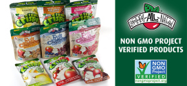 Non-GMO Project Verified Fruit Snacks