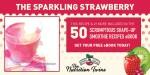 Sparkling Strawberry smoothie recipe
