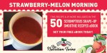 strawberry melon smoothie recipe