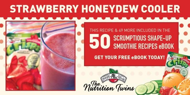 Strawberry Honeydew Cooler