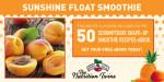 peach smoothie recipe