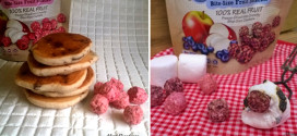 Fruit Cluster recipe ideas from Nutrimom
