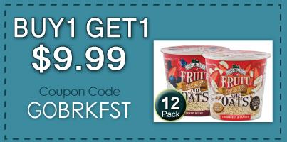 healthy school breakfast fruit and oatmeal