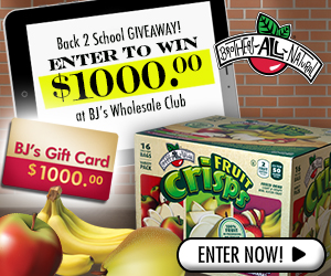 $1000 Back to School Giveaway
