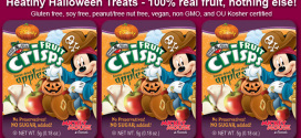 Disney Halloween Fruit Crisps
