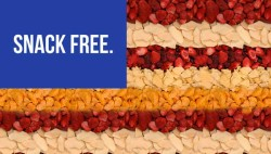 Snack free this fourth of July, with gluten-free, allergen-free, non-GMO, healthyt snacking options from Brothers All Natural.