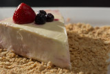 "COCONUT-RASPBERRY ""CHEESECAKE"""