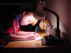 There's little solid empirical evidence that homework actually improves young children's learning.