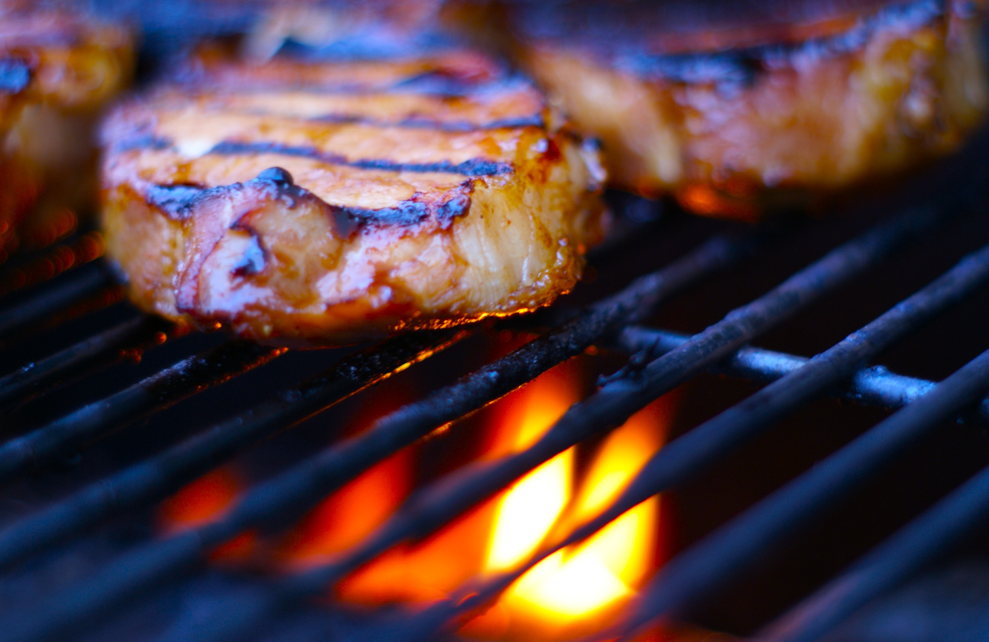 Delicious, smokey and sweet, these chops are delicious and will leave your family impressed.