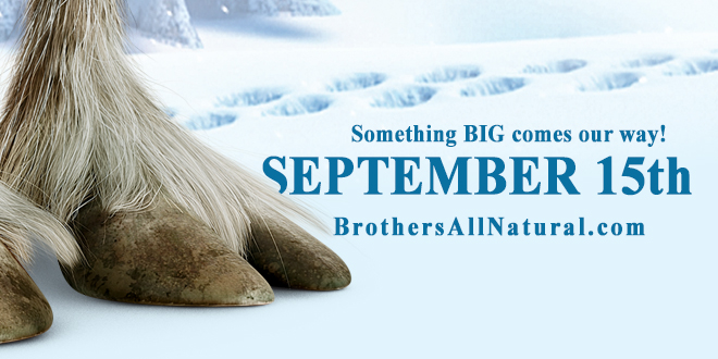 Exciting News Coming on September 15th!