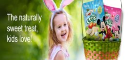 New Limited Edition Easter Mickey & Minnie Mouse Fruit Crisp