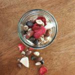 Freeze Dried Trail Mix Peach & Strawberry Recipe
