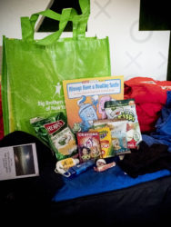 Grid Iron Games Brothers All Natural Sponsor Gift Basket