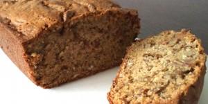 Cinnamon-Pecan Banana Bread