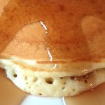 Easy Homemade Pancakes with Fruit