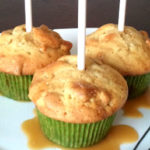 Caramel Apple Muffins
