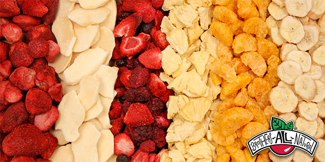 freeze dried fruit crisps, brothers-all-natural