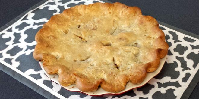 easy, Homemade Apple Pie