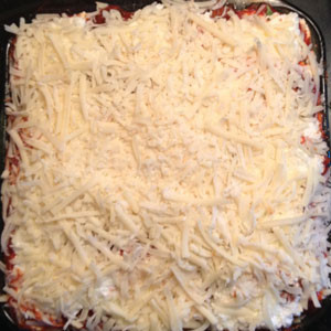 lasagna uncooked