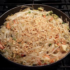 pad-Thai-noodles
