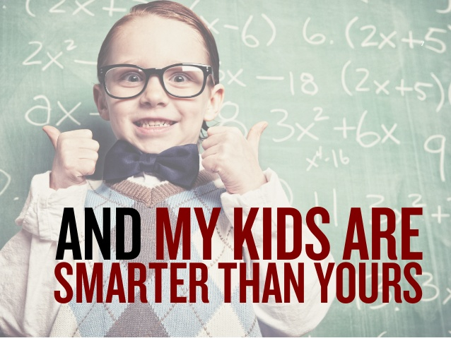 Telling children they're smart doesn't give them the confidence to take on new challenges or the self-esteem to persevere when they fail.