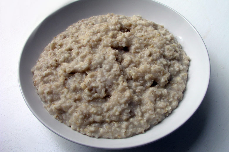 Freeze Dried Fruit Oatmeal